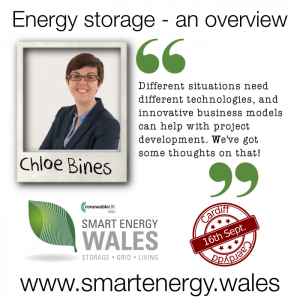Chloe Bines_Smart Energy Wales
