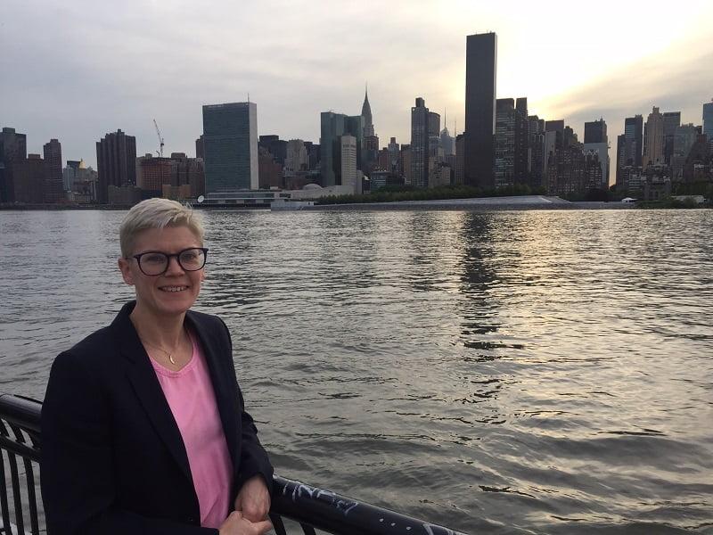 Sarah Edwards - CEO Eunomia Inc 800