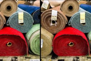 Carpet Reuse